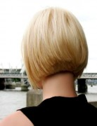 Medium Bob Hairstyles Back View: Chic Short Hair