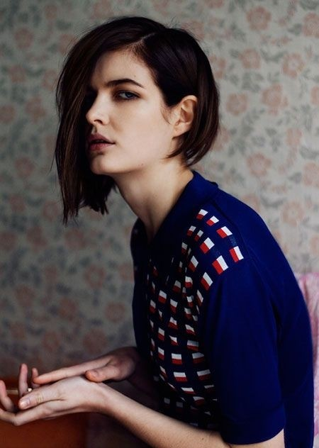 Pictures of Short Asymmetrical Haircuts
