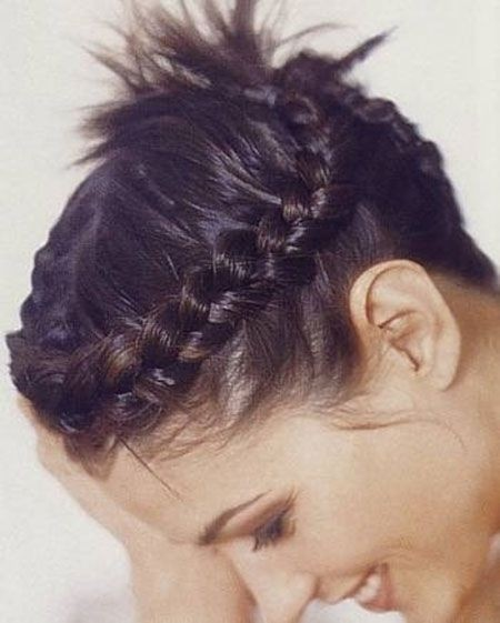 Short Braided Hair for Summer