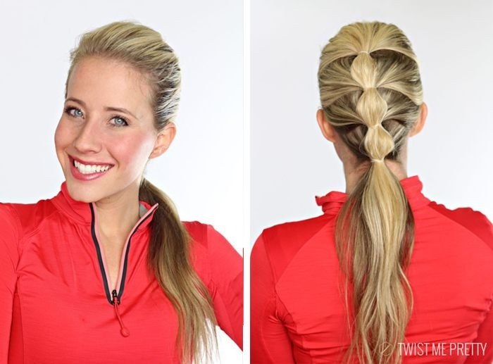 Strange 10 Cute Ponytail Ideas Summer And Fall Hairstyles For Long Hair Short Hairstyles For Black Women Fulllsitofus