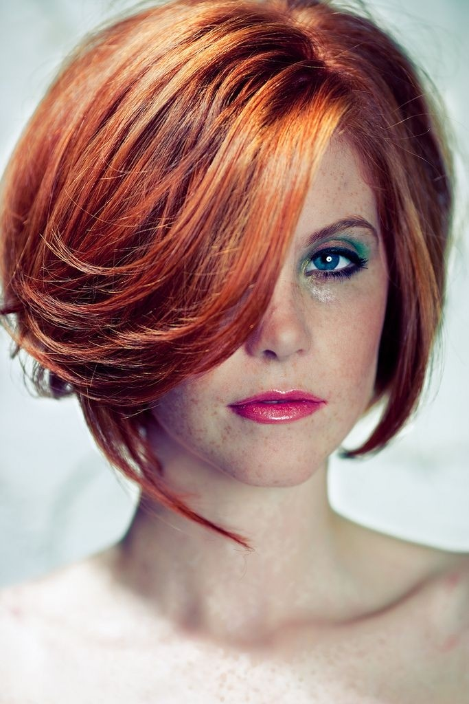 Trendy Hair Color for Short Hair 2014 - 2015