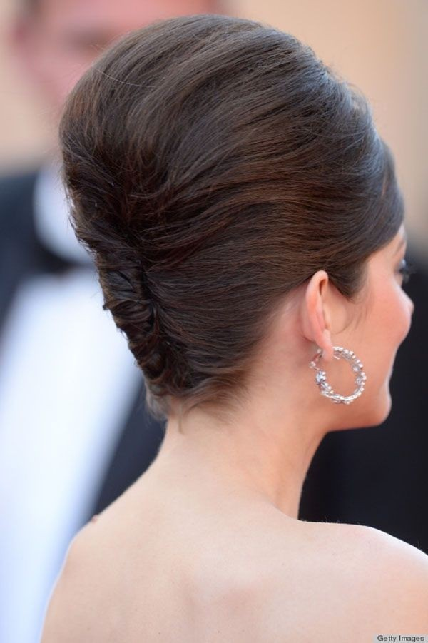 Updo Hairstyle for Short Hair: Prom Hairstyles