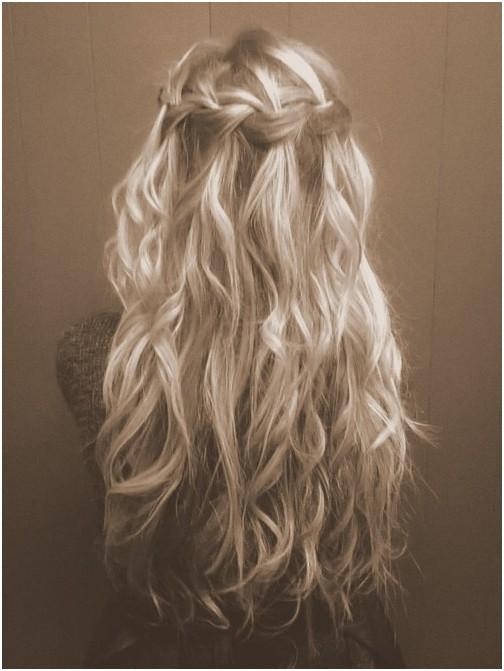 8 Cute Braided Hairstyles for Girls Long Hair Ideas