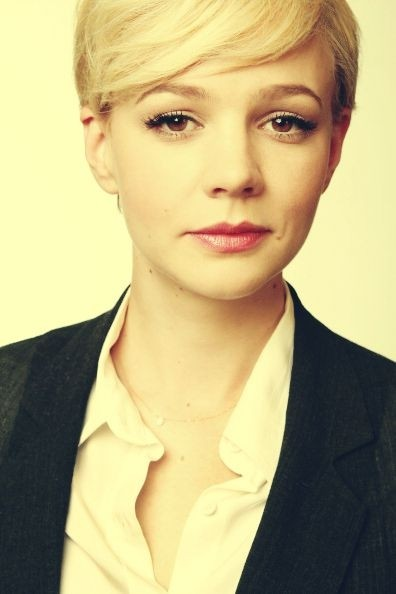 Carey Mulligan Super Cute Pixie