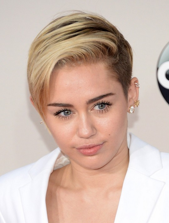 Miley Cyrus Hairstyles Celebrity Latest Hairstyles 2015