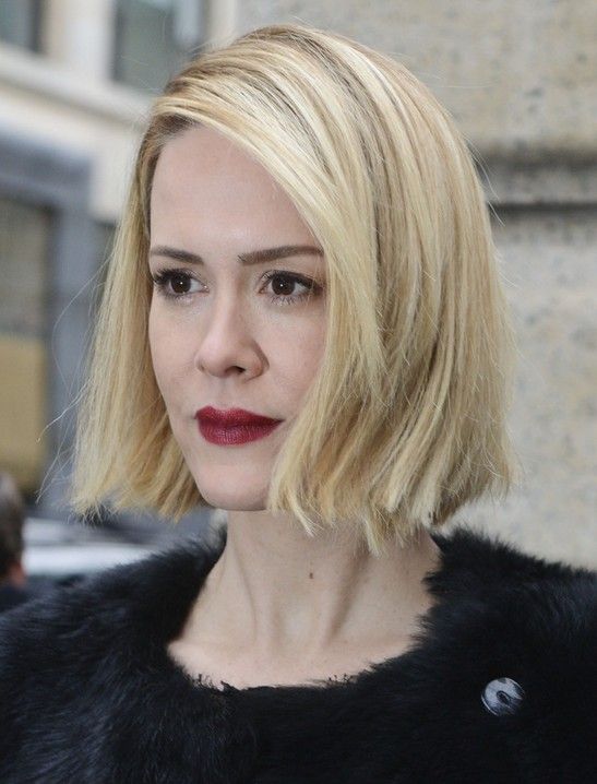 Remarkable Blunt Bob Haircuts Efficient Heleenvanoord Com Short Hairstyles Gunalazisus