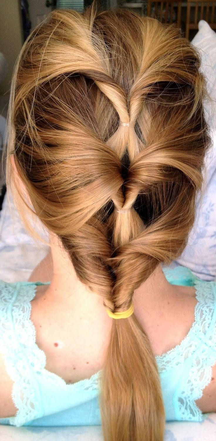 Cute Hairstyles For Long Straight Hair Popular Haircuts
