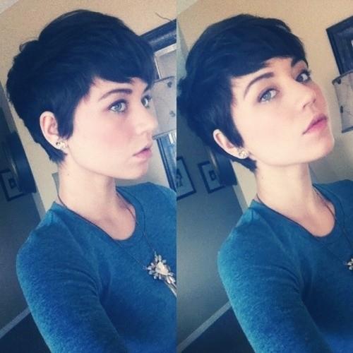 Cute Pixie Cut: Girls Short Hairstyles