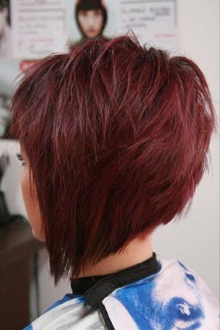 28 cute short hairstyles ideas popular haircuts for Cut and color ideas
