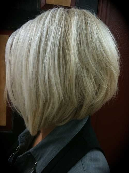 Cute Shorter Bob for Fine Hair