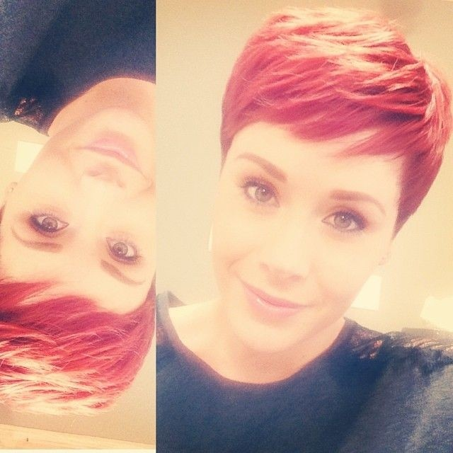 Easy Short Pixie Hair Cuts 2014 - 2015