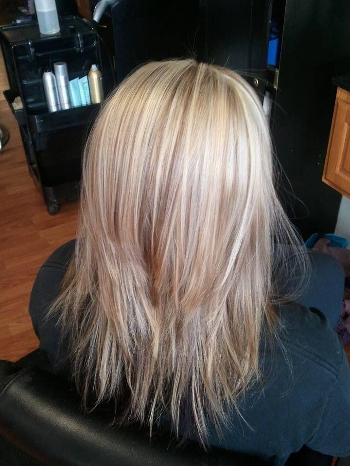 12 Pretty Layered Hairstyles For Medium Hair Popular