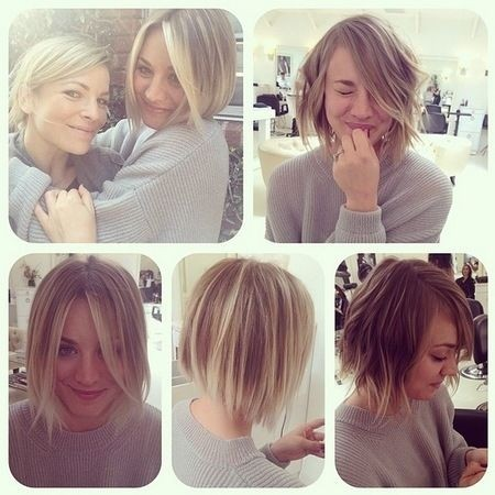 Ombre Hairstyle for Short Hair: Bob Haircuts for Fall