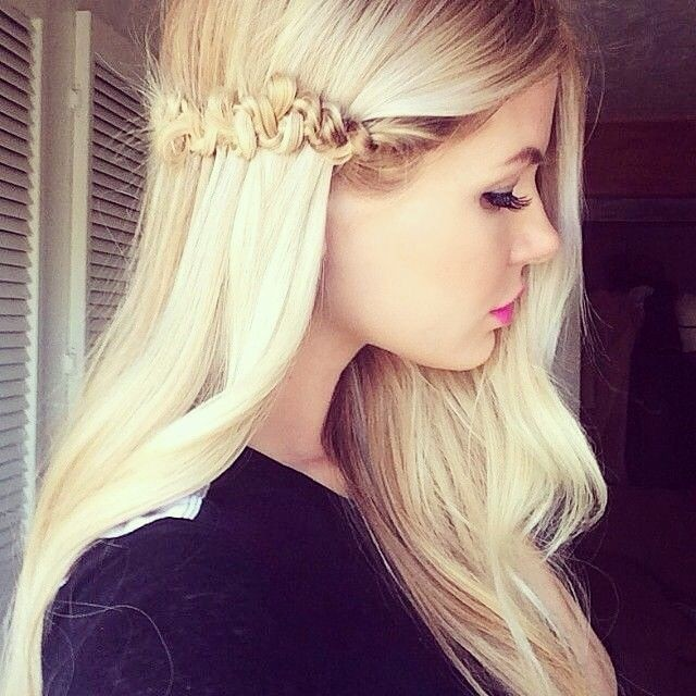 Pretty Long Hair Style