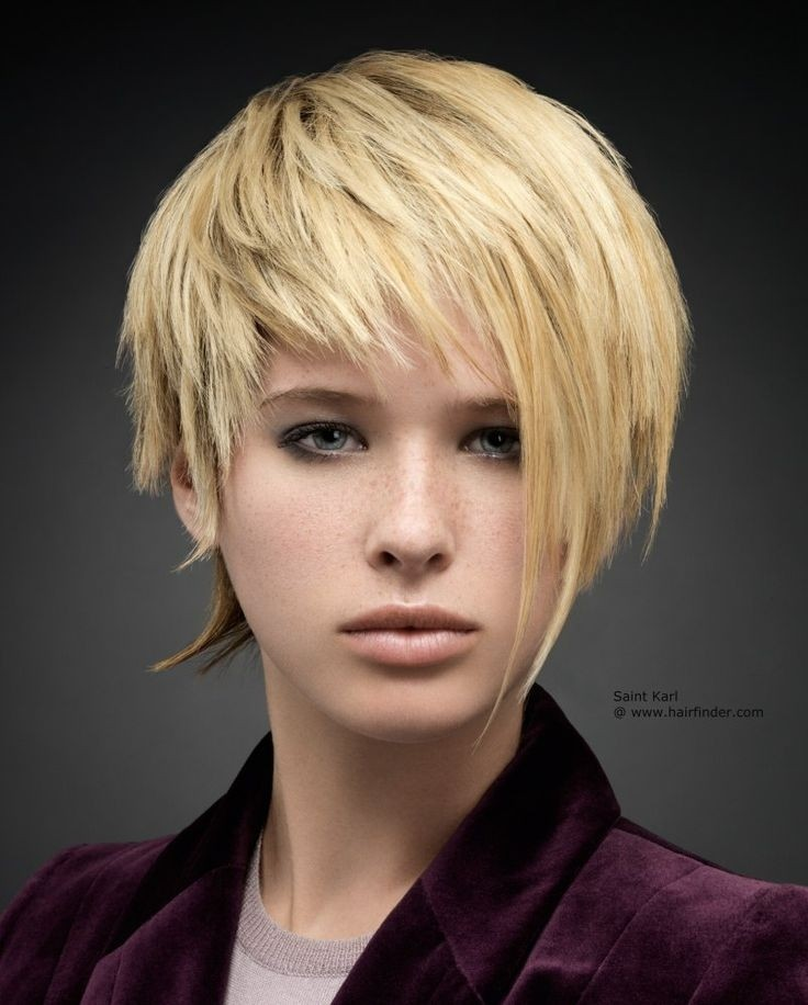 Short Asymmetrical Haircuts 2014 2015 PoPular Haircuts