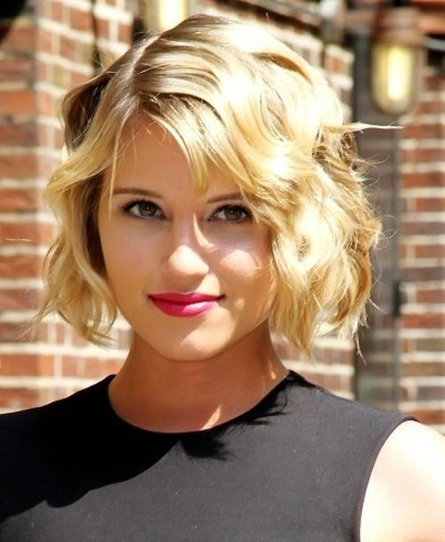Short Bob Hairstyle for Summer