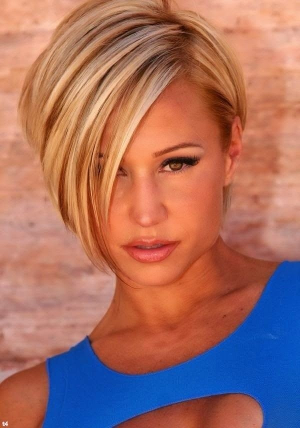 Short Layered Hair Ideas