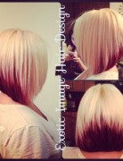Stylish Stacked Bob Cut: Short Bob Hairstyles 2014 - 2015