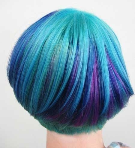 Vogue Colors for Short Hair