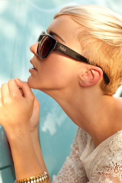 Vogue Pixie Haircuts for Blonde Hair 2014 - 2015