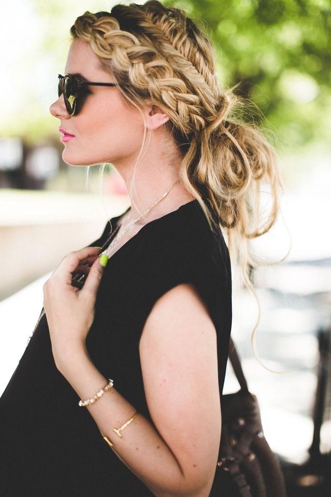 Braids on Braids: Stylish Hairstyles