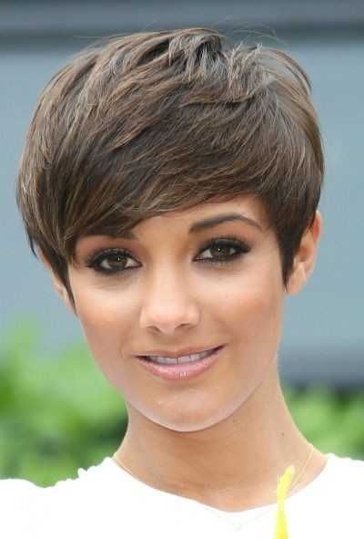 Cute Short Pixie Haircuts for Spring and Summer 2015