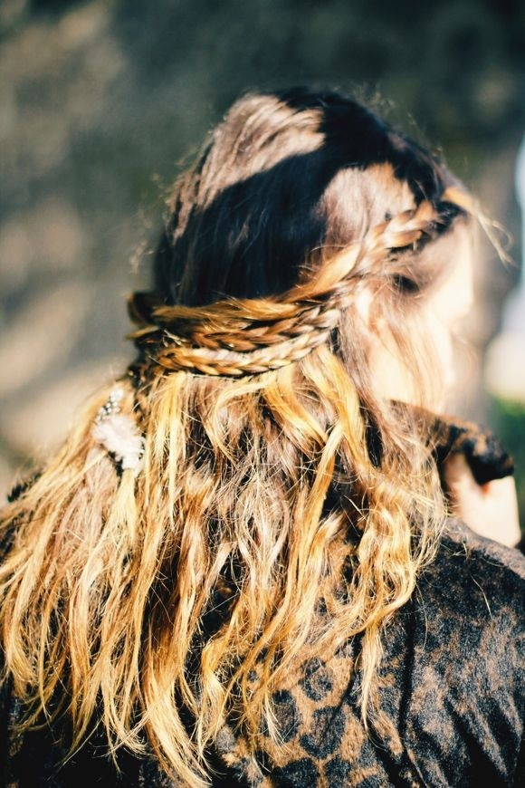 Easy Braided Hairstyles for Fall: Long Hair Ideas 2014 - 2015