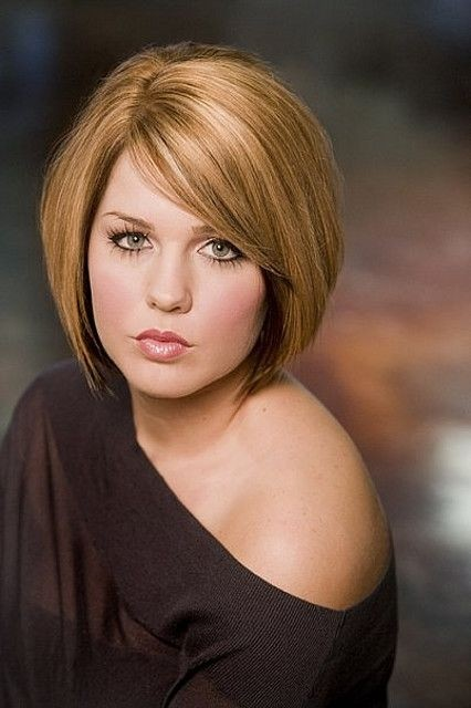 Round full face women hairstyles for short hair popular haircuts fat women hairstyles for short hair straight bob haircut urmus Choice Image