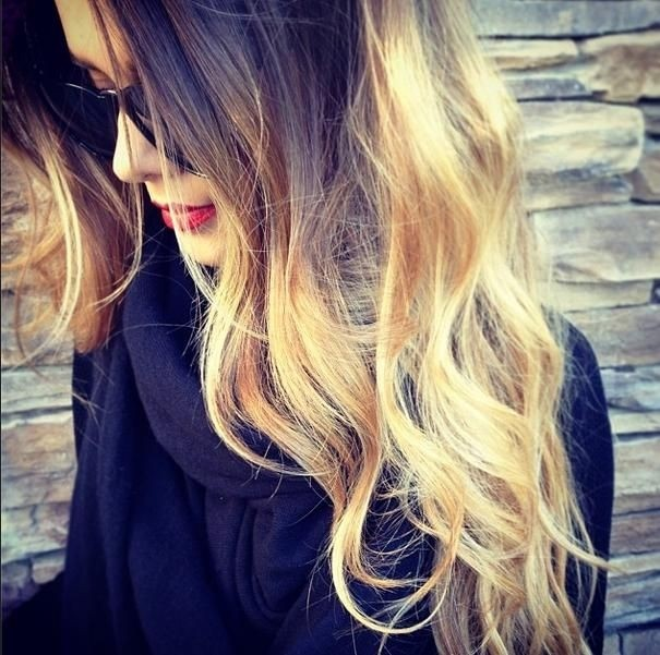 Long Hairstyles Ideas 2014 – 2015 / Via
