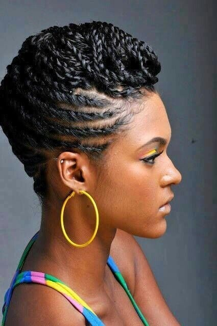 african american hairstyles for natural hair - HairStyles