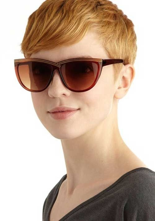 Pixie Haircuts: Very Short Hairstyle for Fine Hair