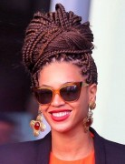 Stylish African American Hairstyles for Women: Box Braids