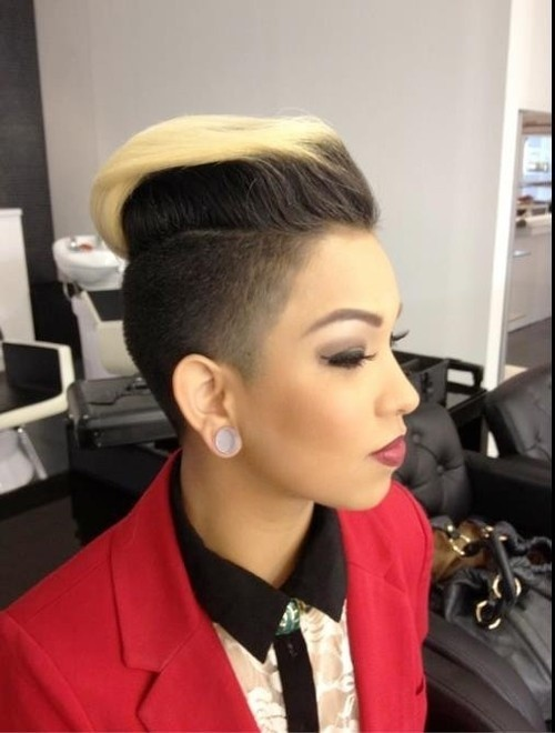 Trendy African American Hairstyles for Short Hair