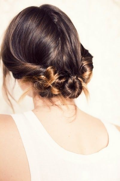 Twist Hairstyles for Summer