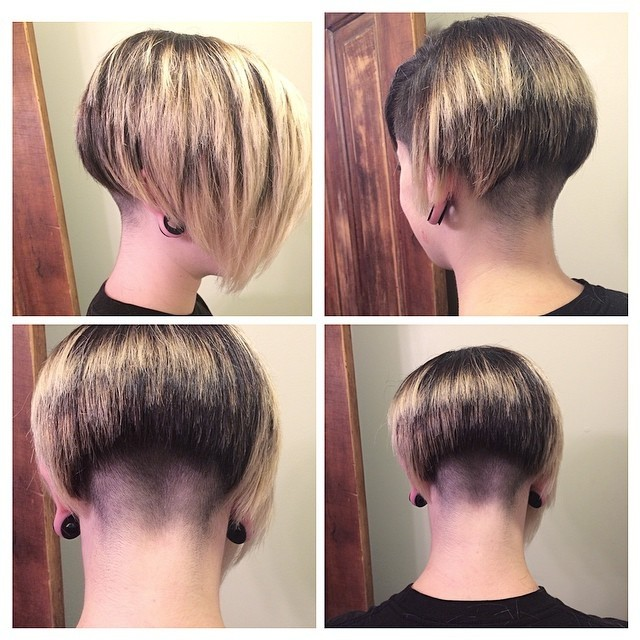 2015 Short Hairstyle With Long Bangs Was Feeling Iinspired