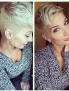 2015 Short Hairstyles: Easy Pixie Cut