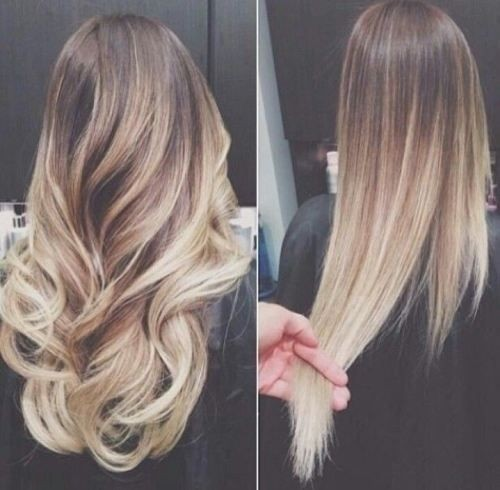 Ombre Hair Colour 2016