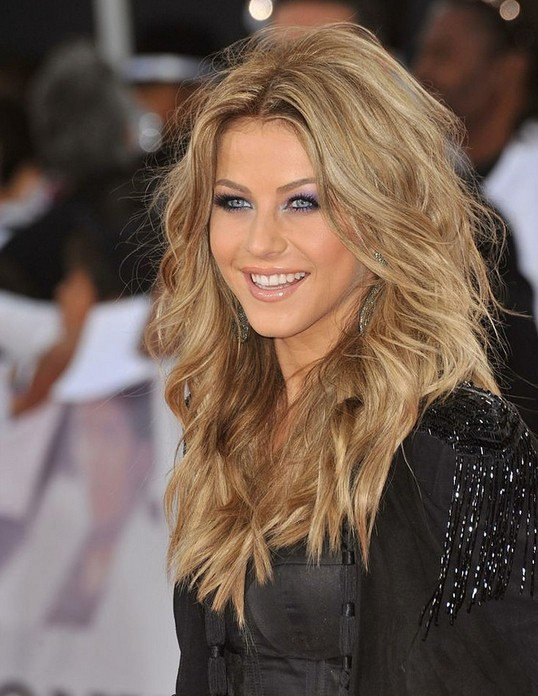 Long Styles: Via Long guys makeup natural Layered Hair  Women Blunt, Hairstyles /