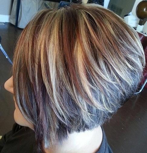 Bob Cut for Thick Hair - Short Haircuts 2015