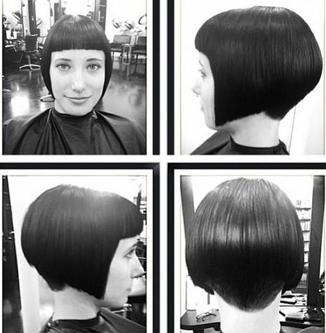 Incredible 23 Stylish Bob Hairstyles 2017 Easy Short Haircut Designs For Women Short Hairstyles Gunalazisus