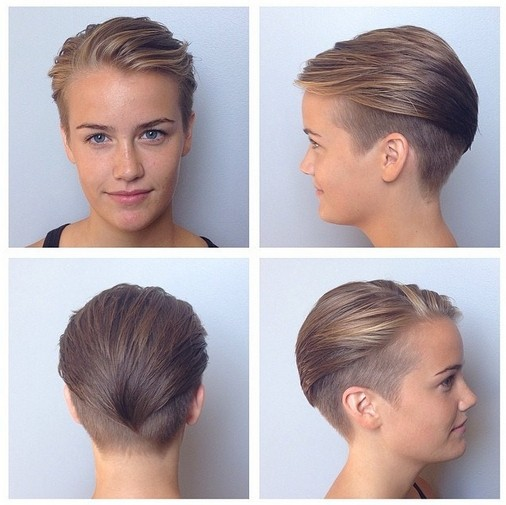 Chic Hairstyles for Short Fine Hair