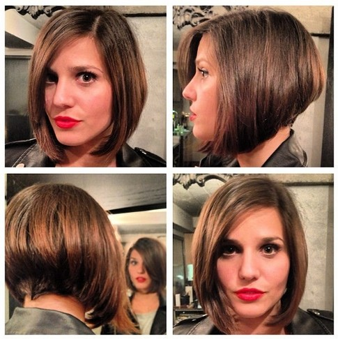 Classic Bob Hair Cut - Short Hairstyles 2015