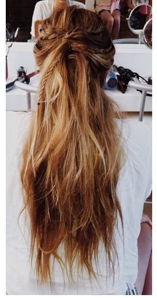Cute Long Hairstyles for Girls 2015