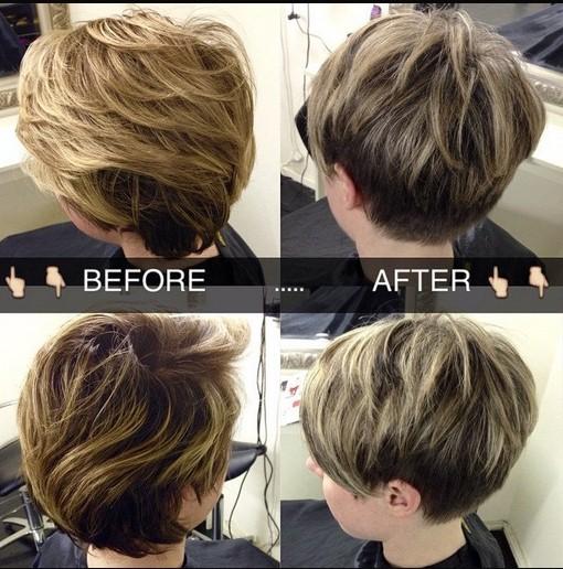 Astonishing 18 Latest Short Layered Hairstyles Short Hair Trends For 2017 Short Hairstyles For Black Women Fulllsitofus