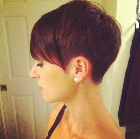 Easy Pixie Haircut for Straight Hair - Cute Short Hairstyles for Girls