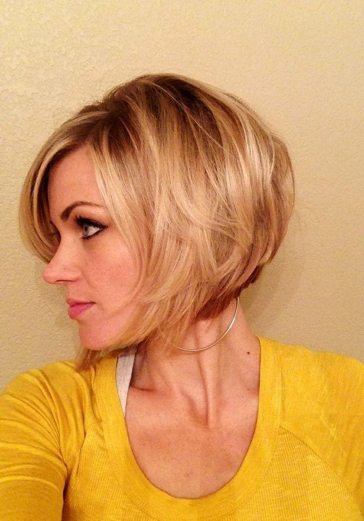 Easy Short Bob Hair Cuts
