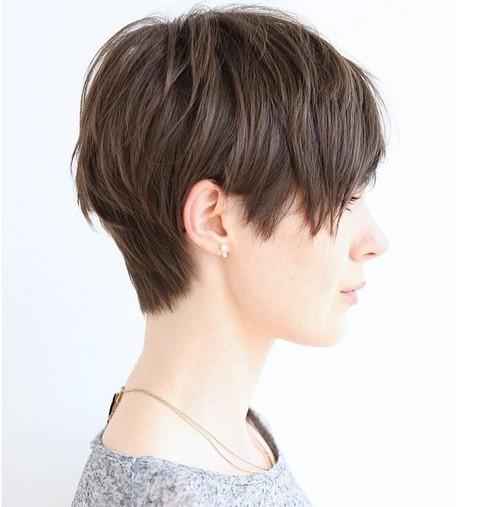Everyday Hairstyles Ideas for Short Hair - Short Haircuts 2015