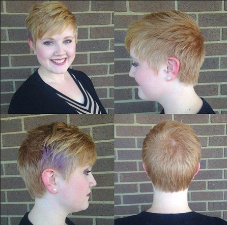 Women Hairstyles for Short Hair Ideas - Thin Hairstyles