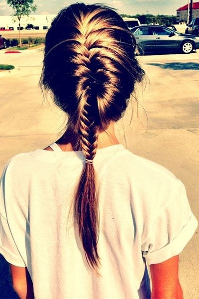 French Braid Hairstyles - Cute Long Hairstyles 2015