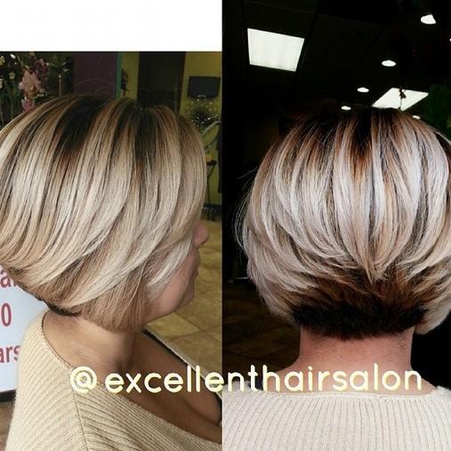 Swell 23 Stylish Bob Hairstyles 2017 Easy Short Haircut Designs For Women Short Hairstyles For Black Women Fulllsitofus